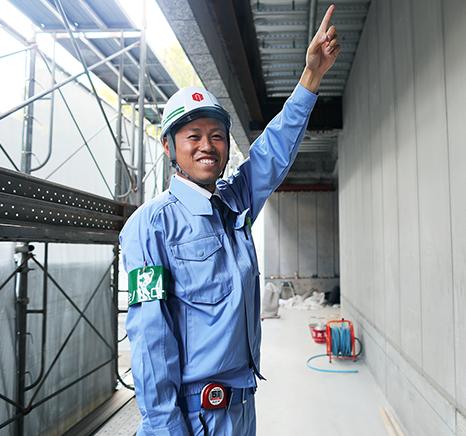 技術職/関西支店 K・Iさん